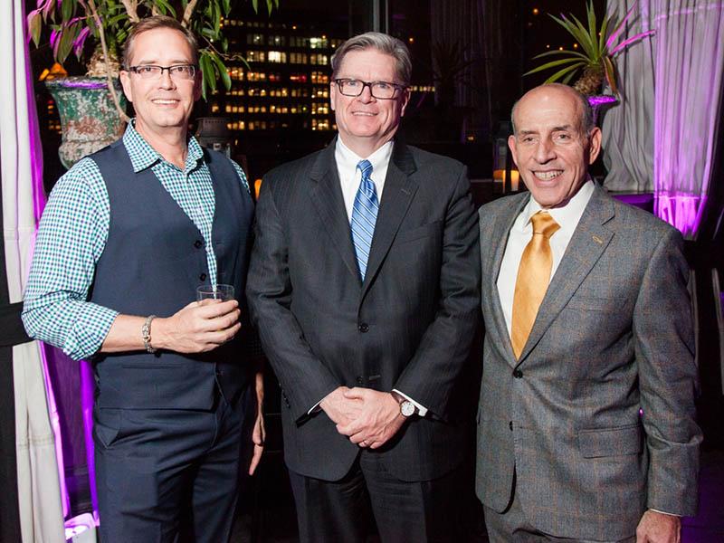 Charlie Dawson, Bob Masci, and Company