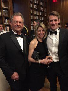 James Kallstrom, Jill Zames, and Geoff Rizk