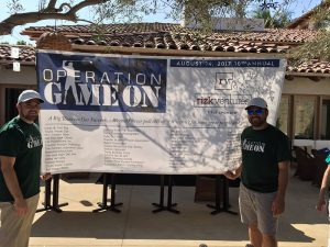 Rizk Ventures Sponsors Operation Game On's 10th Annual Golf Classic