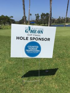 CHTCS' Sponsored Hole at OGO's 10th Annual Golf Classic