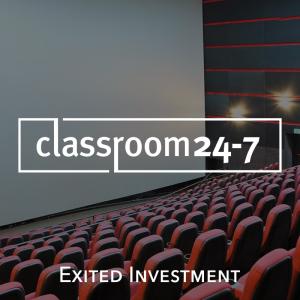 Classroom24-7 Exite Investment