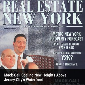 6. Mack-Cali Scaling New Heights Above Jersey City's Waterfront