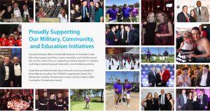 Philanthropy Page Mock up