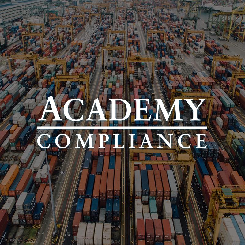 Academy Compliance