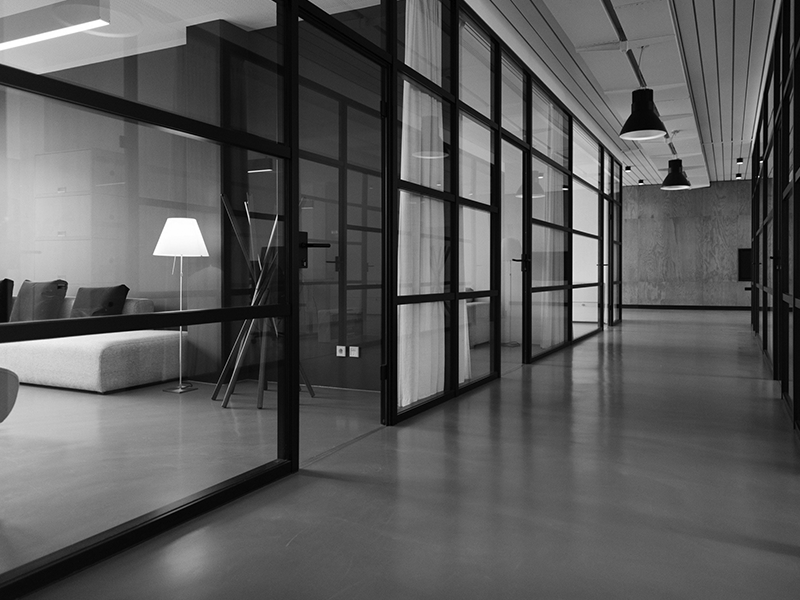 Office -BW